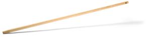 Dřevěná násada MOP 24 x 1400 mm bez závitu