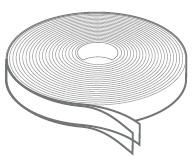 Lepiaca páska pre FINPROTECT Plus 10m