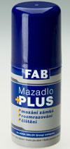 Mazadlo FAB PLUS 30ml