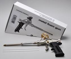 pištoľ na PUR penu NBS - METAL FOAM GUN
