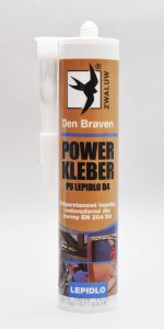 POWER KLEBER - PU lepidlo D4