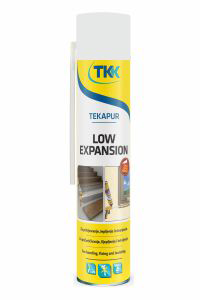 TEKAPUR LOW Expansion nízkoexpanzná PUR pena spray